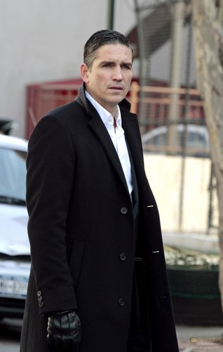 """John Reese wallpaper containing a business suit, a suit, and a three piece suit called John Reese 