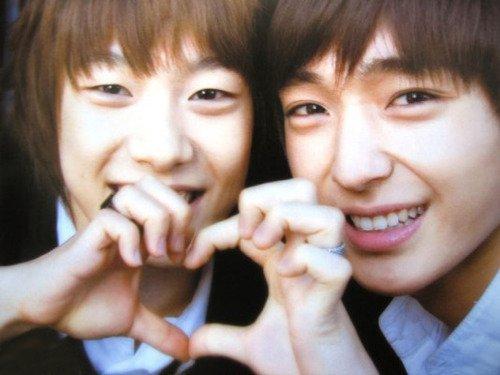 Minhwan & Jong Hun