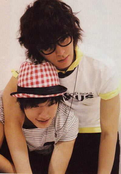 Jong Hun & Minhwan