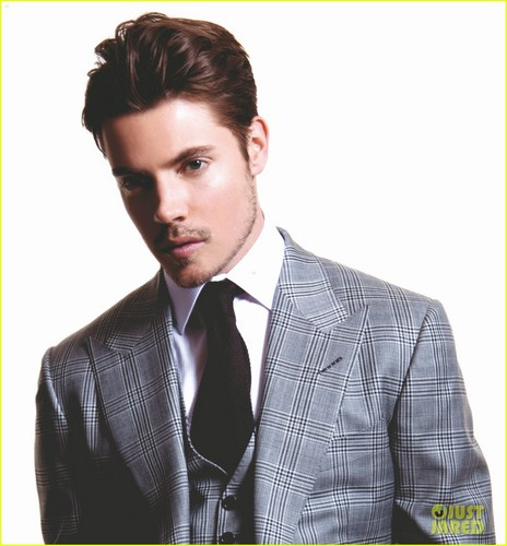 Josh Henderson: 'Dallas' for 'Da Man' - hottest-actors Photo