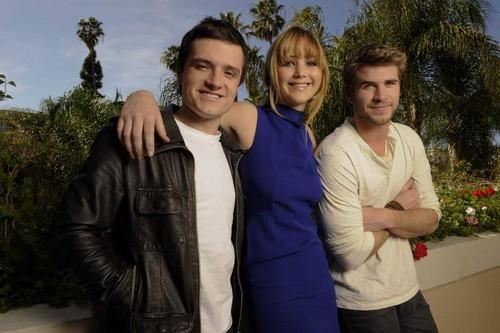 Josh, Jen and Liam
