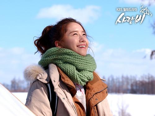 rain hana jung sa bi rang yoona 사랑비 background snsd drama korean club im romance tagged awesome