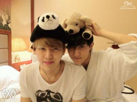 KRIS & Tao - exo-m Photo