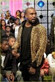 Kanye West: BET Visit with 2 Chainz - kanye-west photo