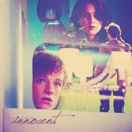 Katniss and Peeta peminat art