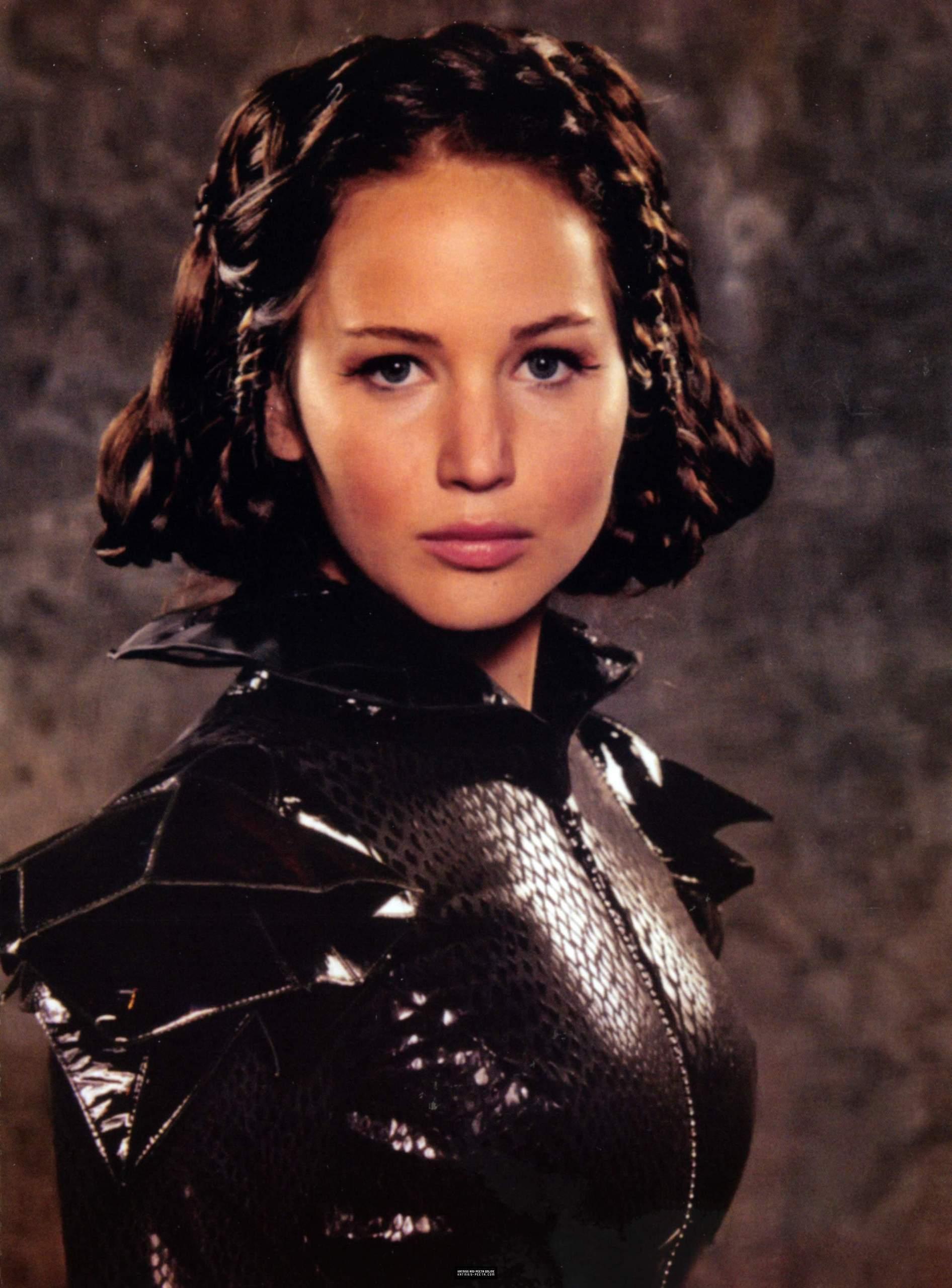 Katniss - The Hunger G...