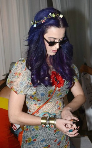 Katy a Desert Pool Party at Coachella - katy-perry Photo