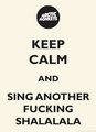 Keep calm... - arctic-monkeys fan art