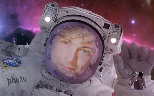 Keith Harkin-Out of this World!