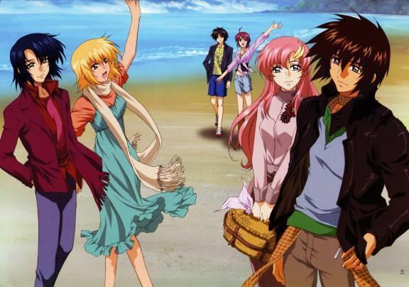 lacus and kira