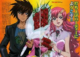 Kira and Lacus