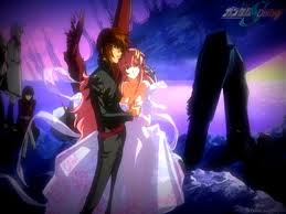 Kira and Lacus