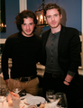 Kit Harington & Richard Madden- In Mexico promoting GoT - game-of-thrones photo