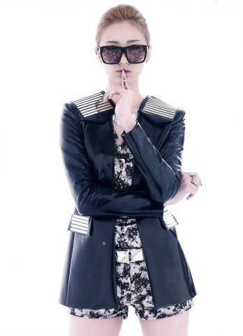 EXID (이엑스아이디) wallpaper containing sunglasses entitled LE