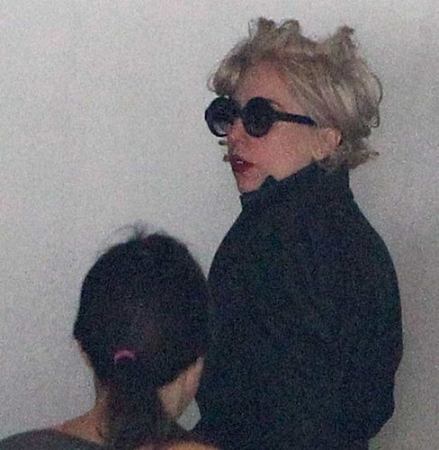 Lady Gaga out in West Hollywood (April 14) - lady-gaga Photo