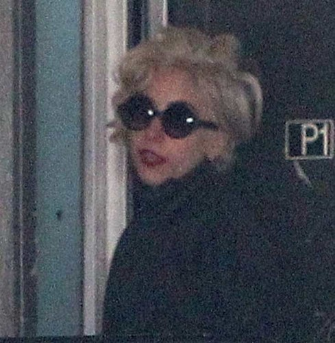 Lady Gaga out in West Hollywood (April 14)