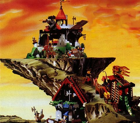 Whatever happened to..... wallpaper entitled Lego Dragon Masters