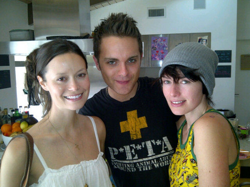 Lena Headey, Thomas Dekker, & Summer Glau