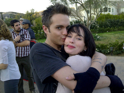 Lena Headey & Thomas Dekker