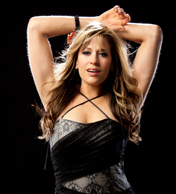 Lilian Garcia پیپر وال containing a رات کے کھانے, شام کا کھانا dress, a کاک, کاکٹیل dress, and a گاؤن, gown titled Lilian Garcia Photoshoot Flashback