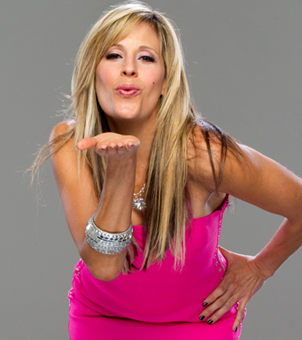 Lilian Garcia wallpaper containing a portrait entitled Lilian