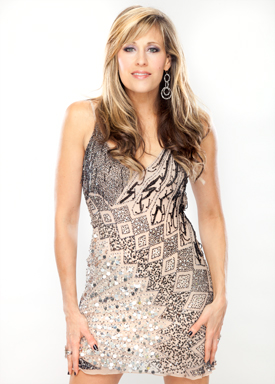 Lilian Garcia wallpaper probably containing a cocktail dress titled Lilian