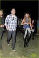 Lindsay Lohan: Coachella with Mystery Man! - lindsay-lohan photo