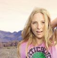 Lissie Promo Shot for 'Catching a Tiger' (Pink Shirt) 1