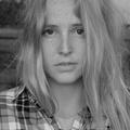 Lissie Promo Shot in Black and White