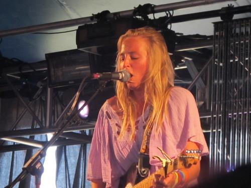 Lissie at Glastonbury (2010)