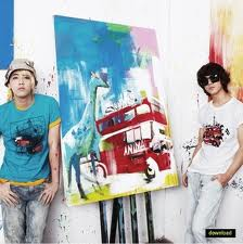 FT ISLAND (에프티 아일랜드) वॉलपेपर probably containing a sign titled Litmus Summer 2010