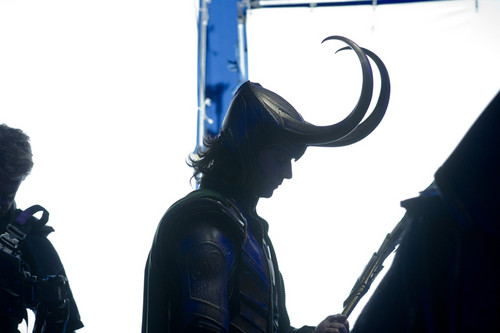 Loki (Thor 2011) wallpaper probably containing a navy seal called Loki Avengers