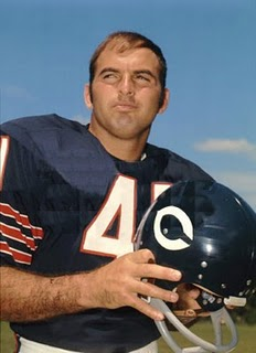 Louis Brian Piccolo (October 31, 1943 – June 16, 1970)