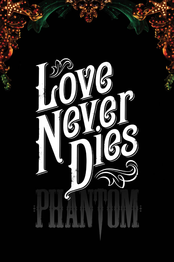 phantom love never dies quotes quotesgram