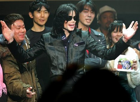 Lovly Michael *with* Lovly ファン