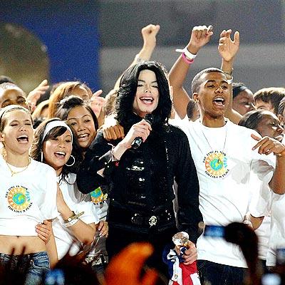Lovly Michael *with* Lovly fan