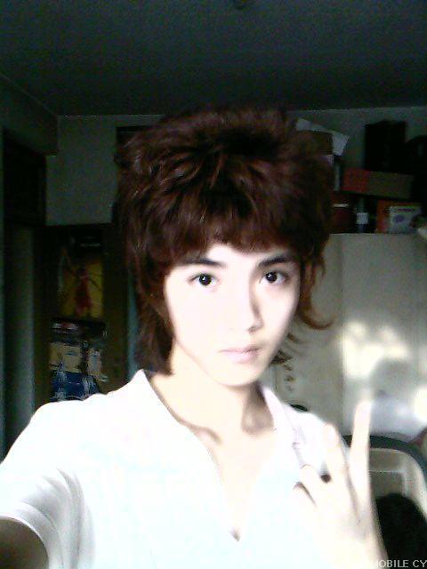 I Really Really Really Want Luhan S Long Hair Back