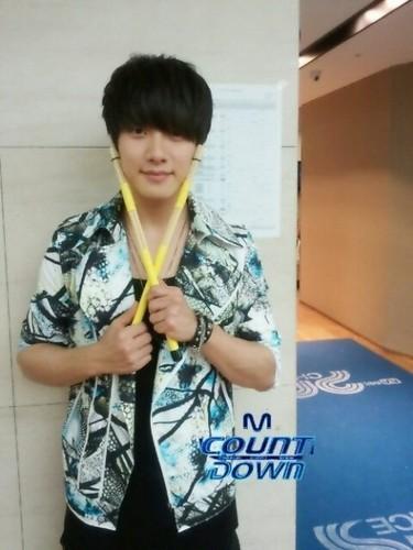 M! Countdown Minhwan