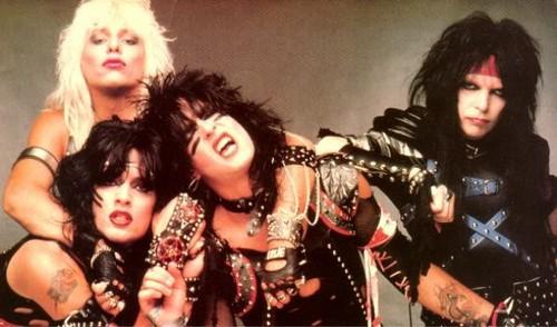 Mötley Crüe ♥