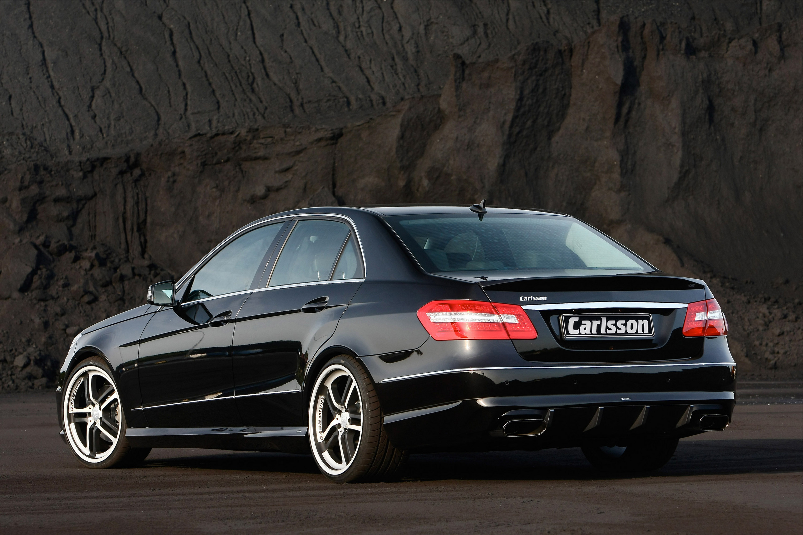Mercedes benz images mercedes benz e ck63 rs by carlsson for Benz mercedes suv