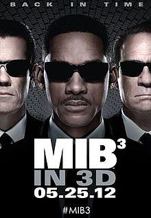 MIB 3 MOVIE POSTER