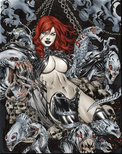 Madelyne Pryor, the Goblin reyna