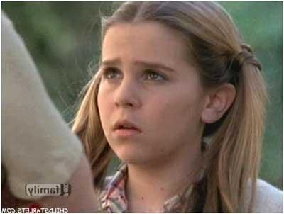 Mae Whitman (Amber) young
