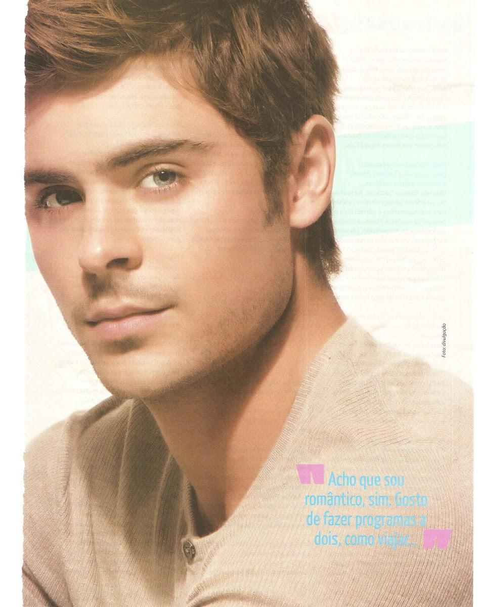 Zac Efron Magazine 2012