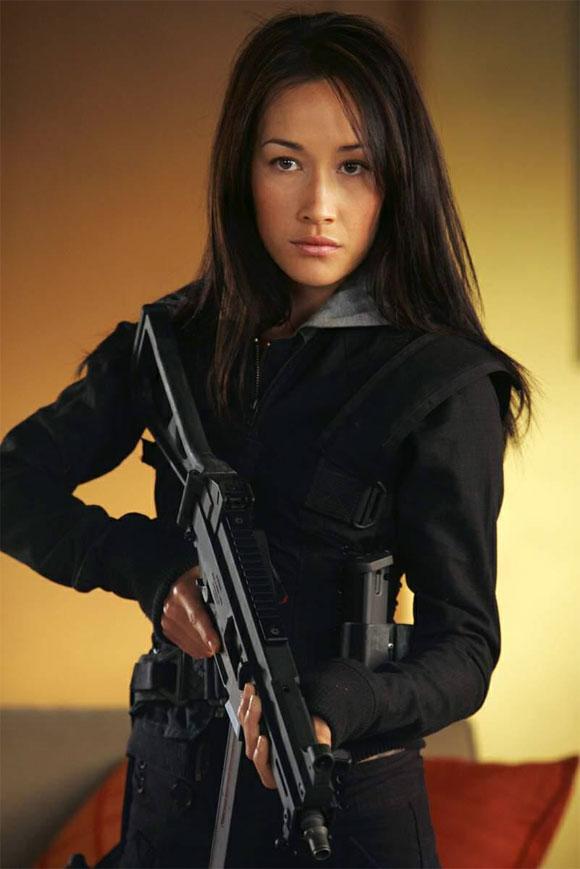 Maggie Q <3