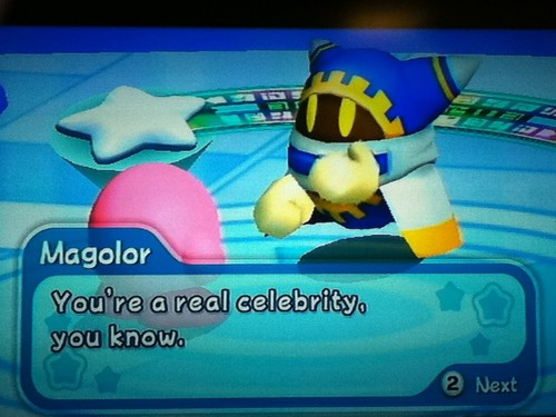 Magolor 语录