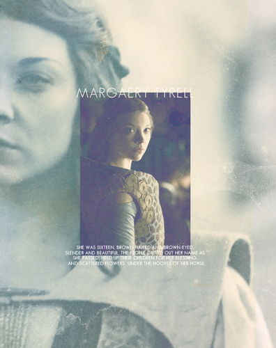 Margaery Tyrell Baratheon - house-baratheon Fan Art