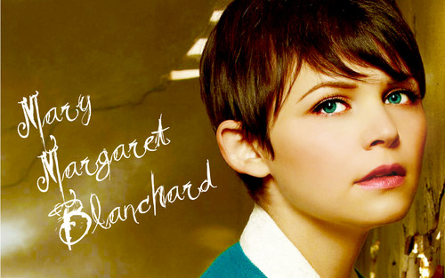 Mary Margaret Blanchard- Once Upon a Time - once-upon-a-time Wallpaper