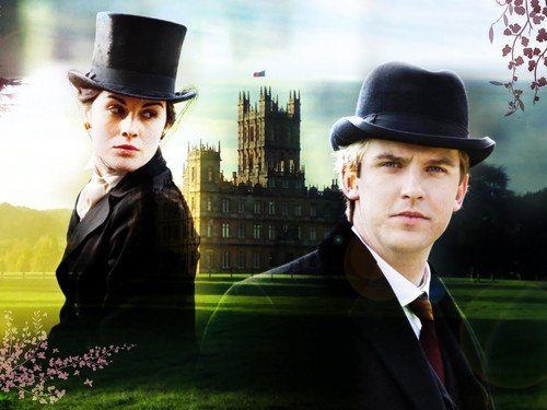 Matthew & Mary (Downton Abbey) <3 - uk-girls-lovers-of-all-british-things Photo