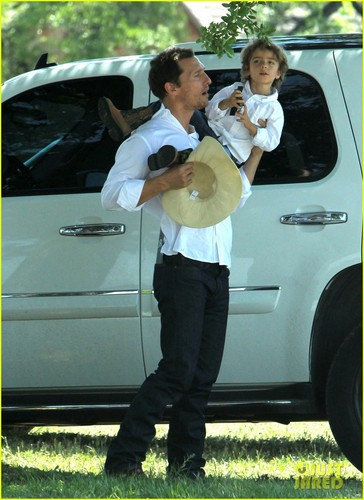 Matthew McConaughey: Texas Easter